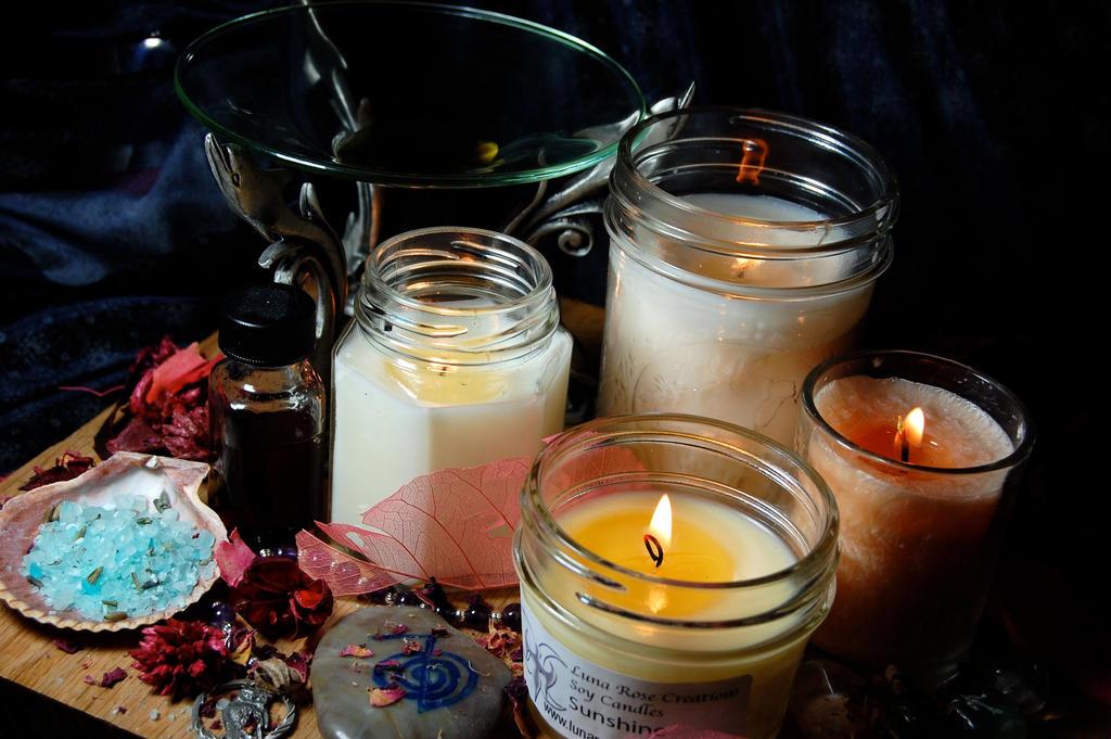 Luna Rose Creations Candles