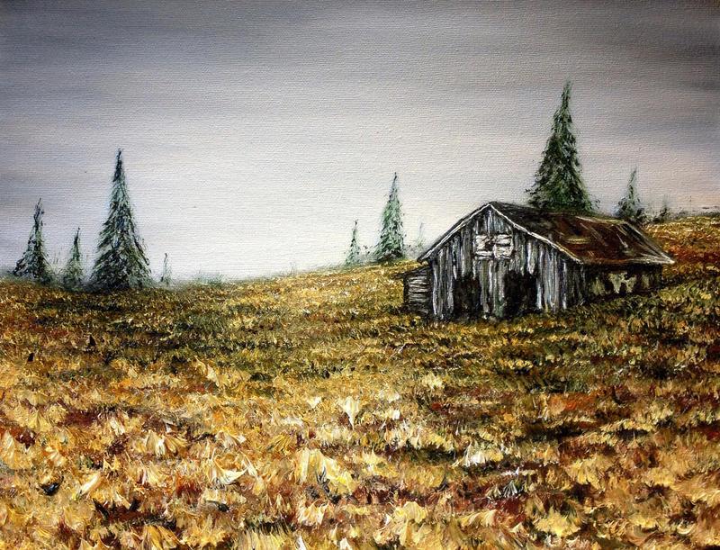 Rustic Beginnings by JustinGedak