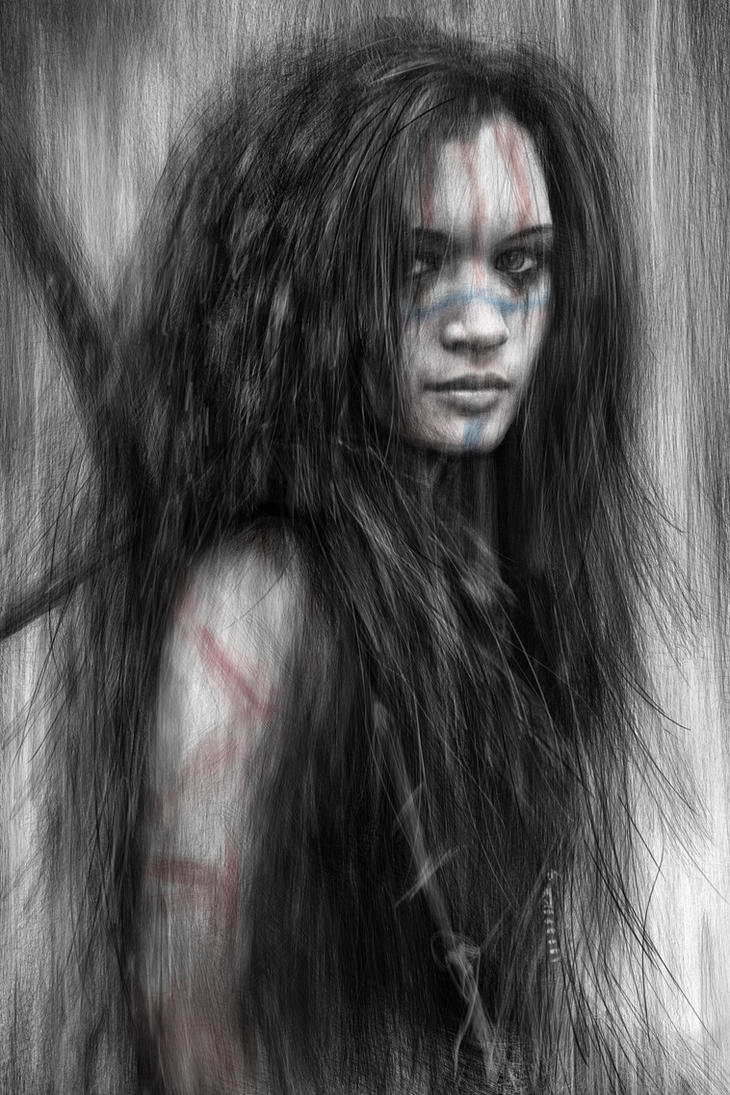Barbarian by JustinGedak