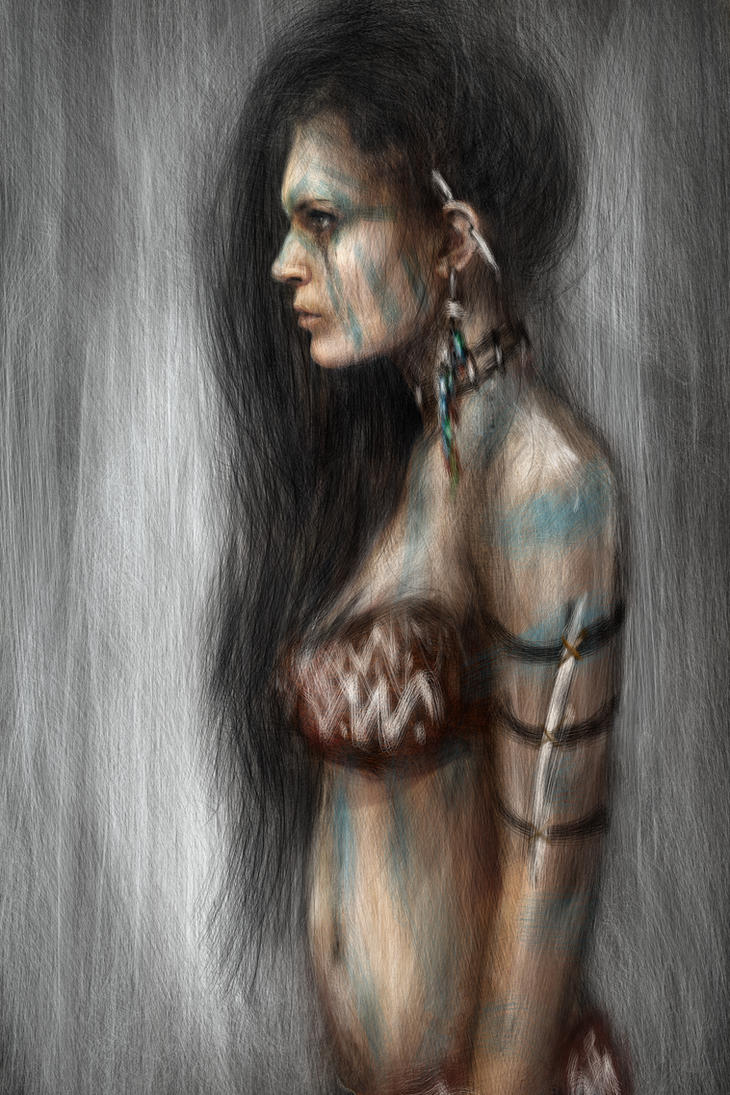 Tribal by JustinGedak