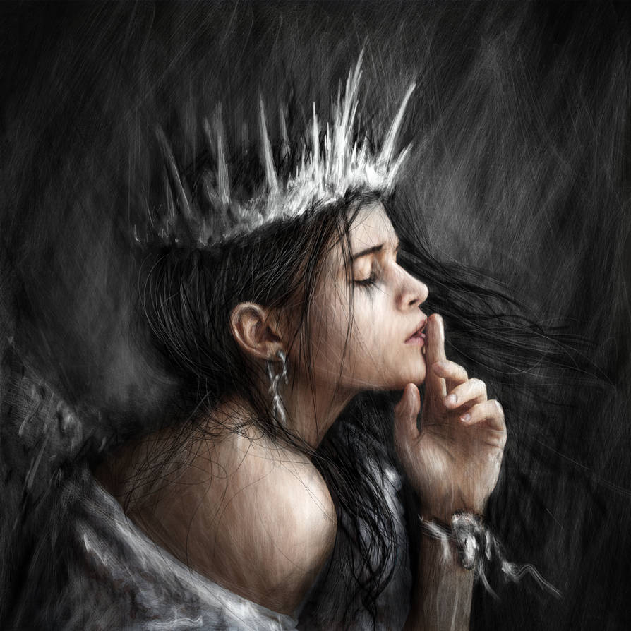 Queen of Secrets