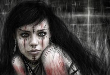 Seeker of the Damned by JustinGedak