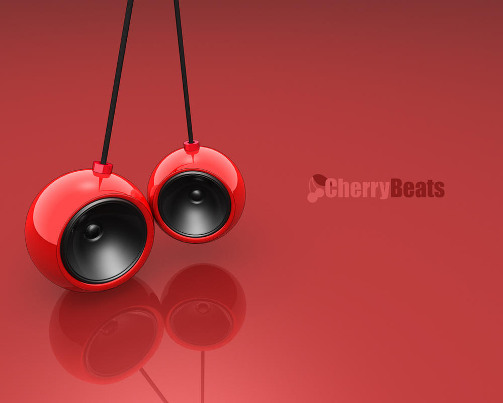 Cherry Beats by bra1n