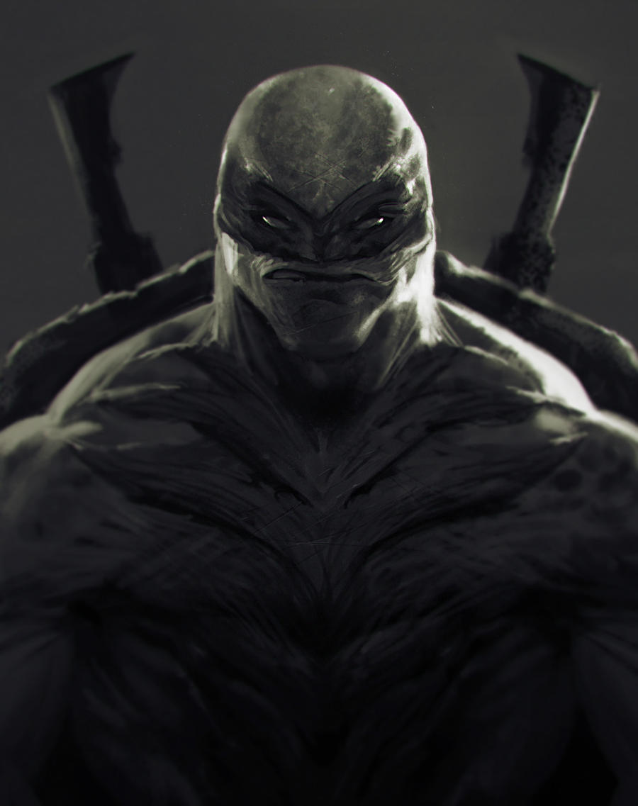 Ninja Turtles by Robotpencil