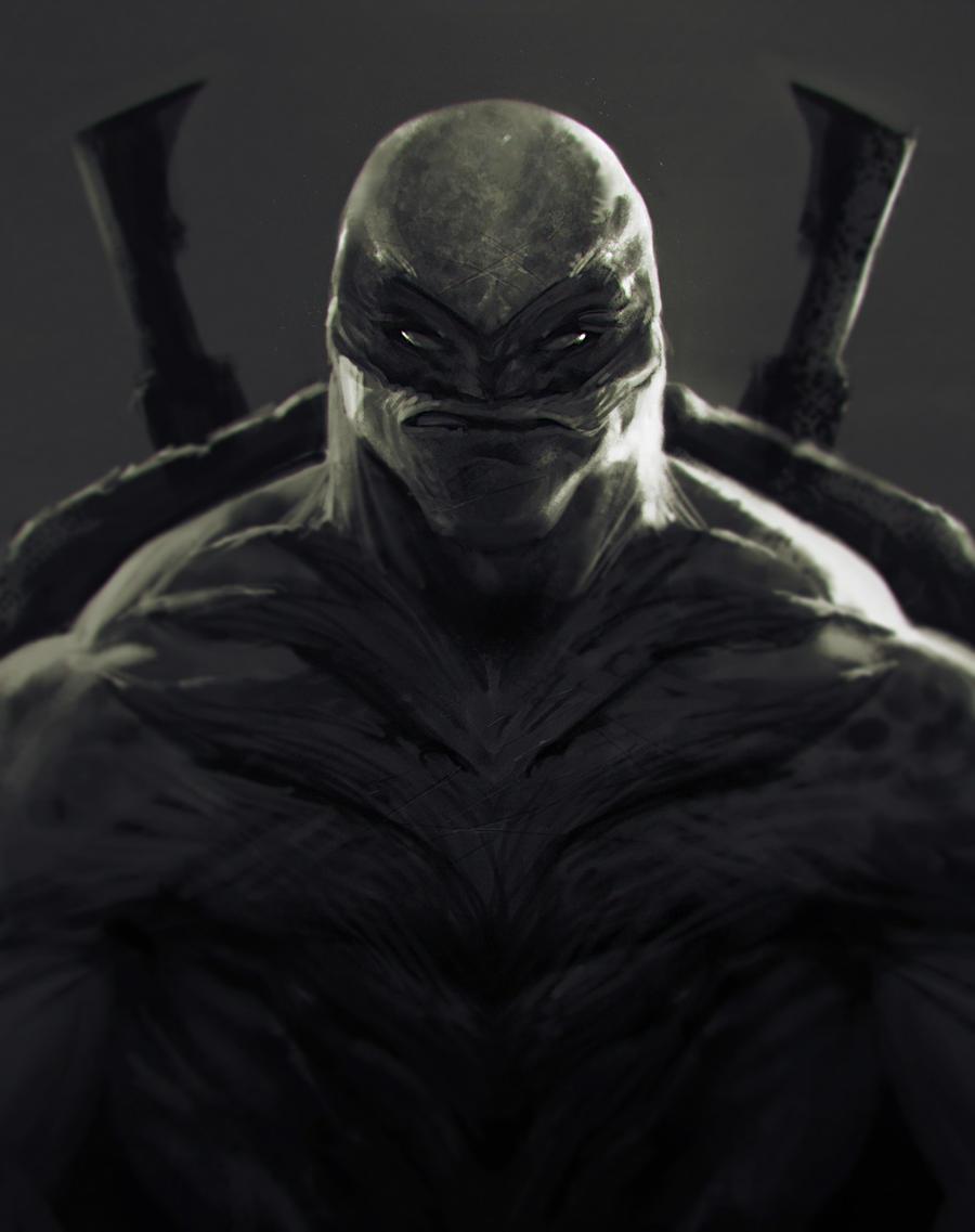 Ninja Turtles by Robotpencil