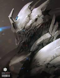 Alpha by Robotpencil