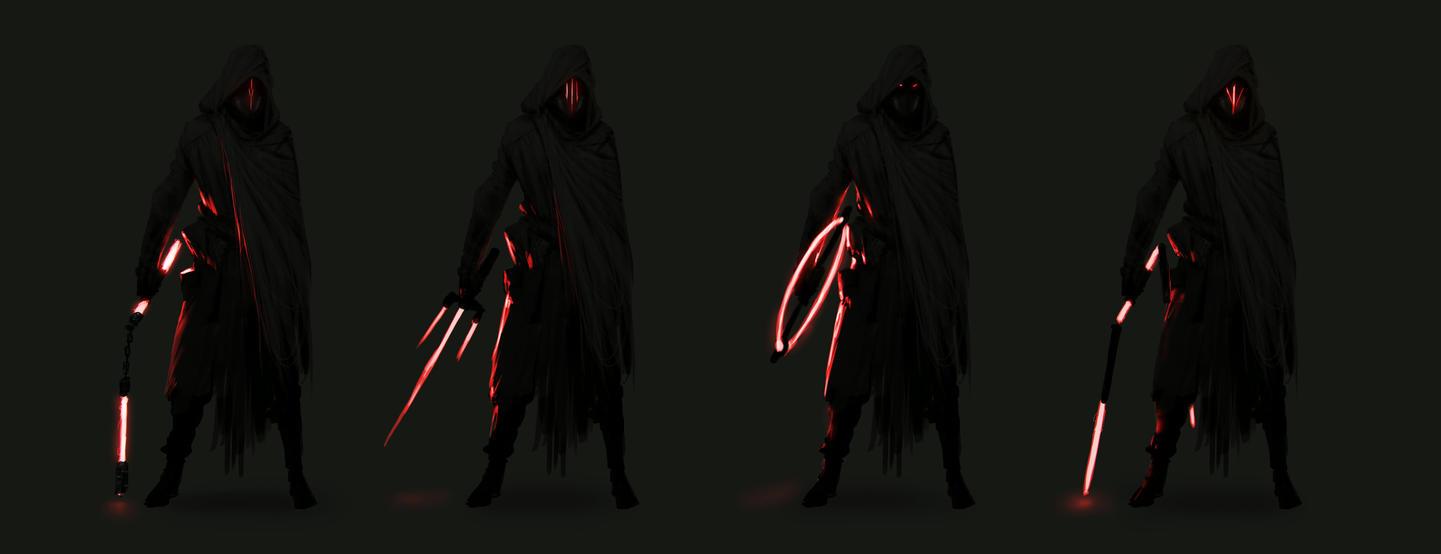 Starwars Lightsaber Designs By Robotpencil On Deviantart