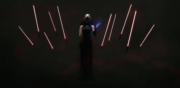 Starwars Lightsaber design 2