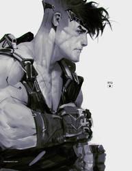 Ryu + Deus Ex