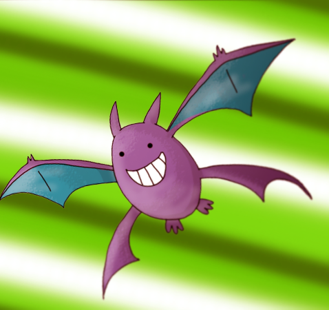 Crobat by ice-cream-skies