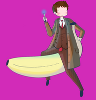 The Tenth Doctor by ice-cream-skies