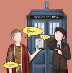 The Tenth and the Twelfth Doctor