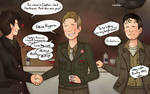 Rogers meets Harkness (Doctor Who/Marvel)