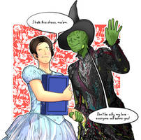Vastra and Jenny: Wicked by ice-cream-skies