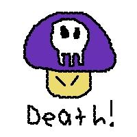 Poison Mushroom by DragonQuestWes