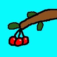 Cherry Tree by DragonQuestWes
