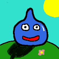More Slime Practice by DragonQuestWes