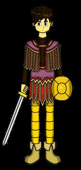 Male Dragon Quest IX Hero