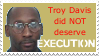 Troy Davis wrongfully executed by DragonQuestWes