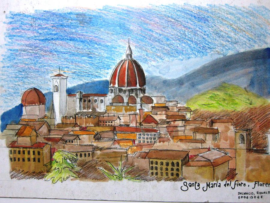 2007: Sta. Maria del Fiore by rjdalmacio