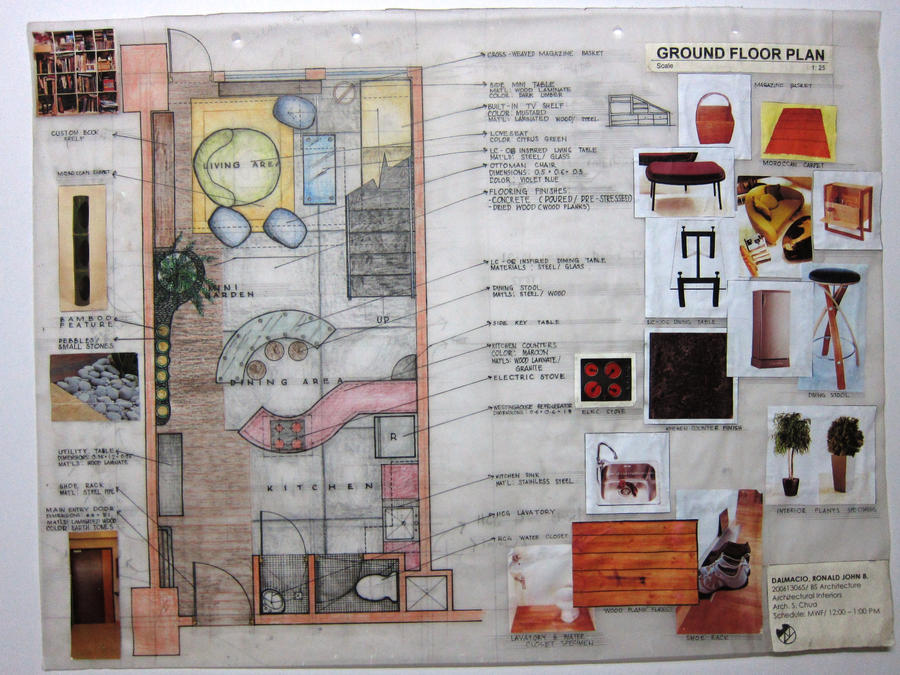 2009 interior design of a condo unit by rjdalmacio on for Interior designs for condo units