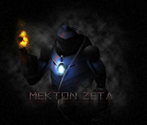 Mekton Zeta - Stonewall Jackson by SamuelTheMunoz