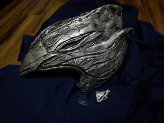 Helm of Knight Artorias by SamuelTheMunoz