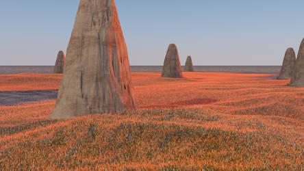 Plains of Vodul by SamuelTheMunoz