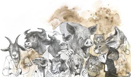 animality by dplanshet86