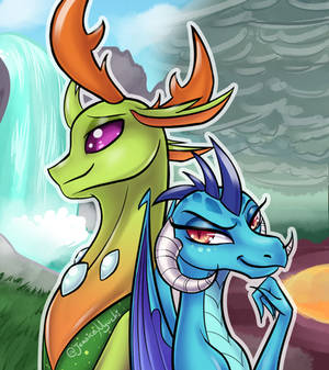 Thorax and Ember