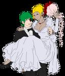 Bell's Wedding by AnimeNoelle