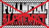 Anti Full Metal Alchemist (Franchise) Stamp by da-stamps-45212