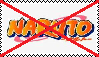 Anti Naruto (Franchise) Stamp by da-stamps-45212