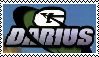 G Darius Stamp by da-stamps-45212