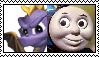 SpyroXThomas Stamp by da-stamps-45212