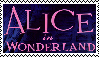 Alice in Wonderland (1951) Stamp by da-stamps-45212