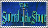 The Sword in the Stone Stamp by da-stamps-45212