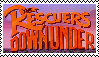 The Rescuers Down Under Stamp by da-stamps-45212