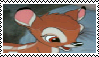 Bambi (Character) Stamp by da-stamps-45212
