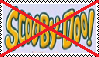 Anti Scooby Doo (Franchise) Stamp by da-stamps-45212