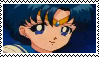Sailor Mercury Stamp by da-stamps-45212