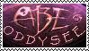 Oddworld Abe's Oddysee Stamp by da-stamps-45212