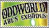 Oddworld Abe's Exoddus Stamp by da-stamps-45212