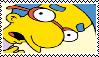 Milhouse Van Houten Stamp by da-stamps-45212
