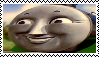 Henry the Green Engine Stamp by da-stamps-45212