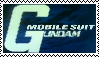 Mobile Suit Gundam (Anime) Stamp by da-stamps-45212