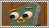 Gumby Stamp by da-stamps-45212