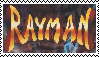 Rayman (1995) Stamp by da-stamps-45212