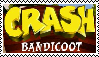 Crash Bandicoot (1996) Stamp by da-stamps-45212