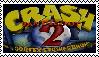 Crash Bandicoot 2 - Cortex Strikes Back Stamp by da-stamps-45212